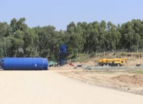 New Construction Plant