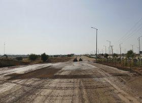 Ring Road Construction