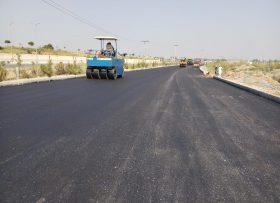 Service Road Construction Kunwar Block